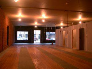 dphilms production studio renovation offices