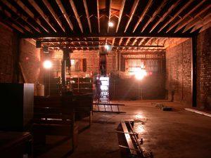 dphilms studio renovation
